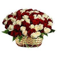 Send New Year Flower to India