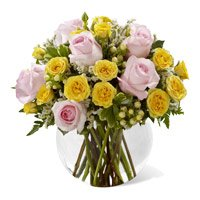 Order for Flowers to Delhi