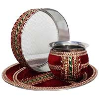 Karwa Chauth Gifts to India