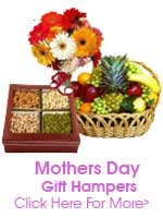 Send Mothers Day Gifts to India : Send Mothers Day Flowers to India