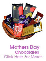 Send Mothers Day Gifts to India : Mothers Day Chocolates to India