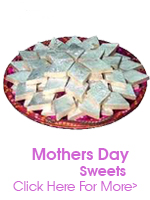 Send Mothers Day Gifts to India : Send Sweets to India