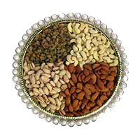 Suprise your loves ones by sending 1 Kg Mix Dry Fruits as gifts to Chinchwad