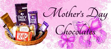 Mother's Day Chocolates to Hyderabad