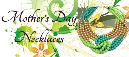 Mother's Day Necklce to Trichy