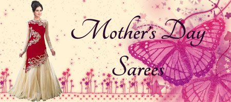 Mother's Day Sari to Hyderabad