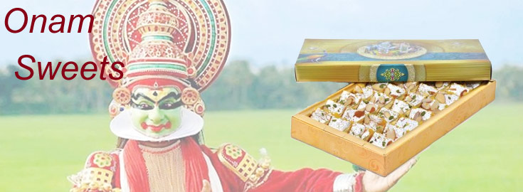 Onam Sweets to India