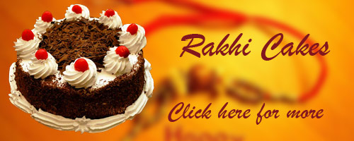 Rakhi Cake Delivery to Jammu