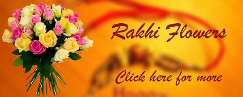 Deliver Rakhi Flowers to Jammu
