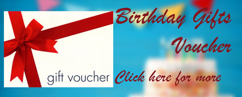 Birthday Gifts Voucher to Gurgaon