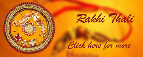 Rakhi Thali Delivery in Jammu