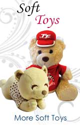 Send Gifts to India, Soft Toys to Kolkata