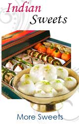 Gifts to India, Sweets to Aurangabad