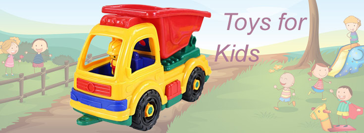 Send Toys for kids in India