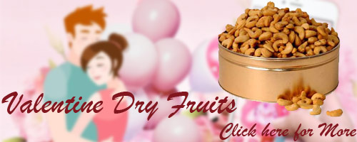 Send Dry fruits to Hyderabad