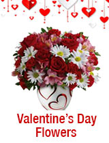 Flowers to India : Send Valentine Flowers to india