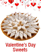 Valentines Day Gifts to India : Valentine Sweets to India